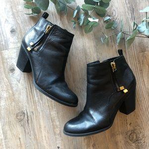 Franco Sarto | Black booties
